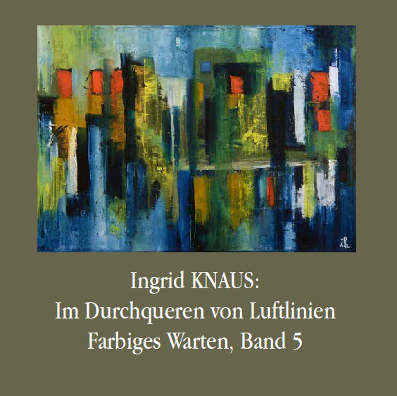 Cover Farbiges Warten, Band 5