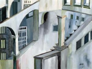 12, Innenhof, Pb, 1999
