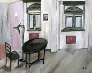 16, Mein Zimmer vor dem Ausmalen, Pb, 1999
