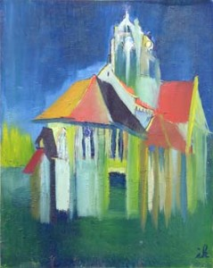 25, Vormals Kirche von Auverre, fw,3