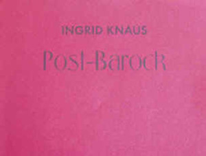 cover1 von8, Post-Barock,1999