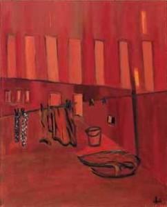 03, Stilleben mit Wäscheleine, fv,2001
