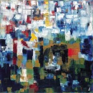 13, Farbgeometrie, fv, 2001