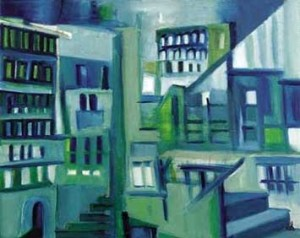 30, Stadtinstallation, fv, 2001