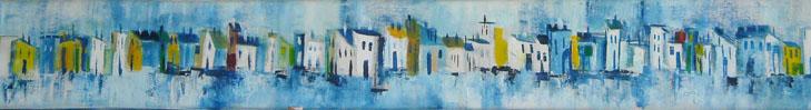Viale,hellblau,19x190