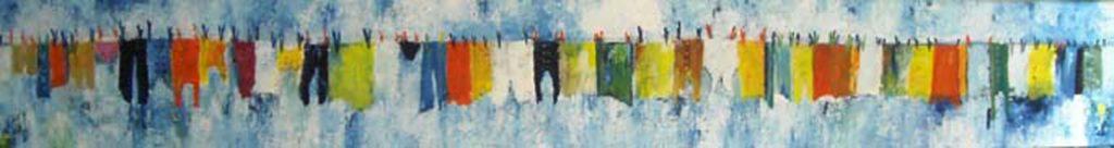 7,Wäsche auf der Leine,003,2012