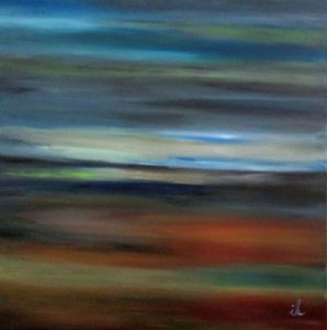 LandschaftZumQuadrat,Oel,Lw,60x60